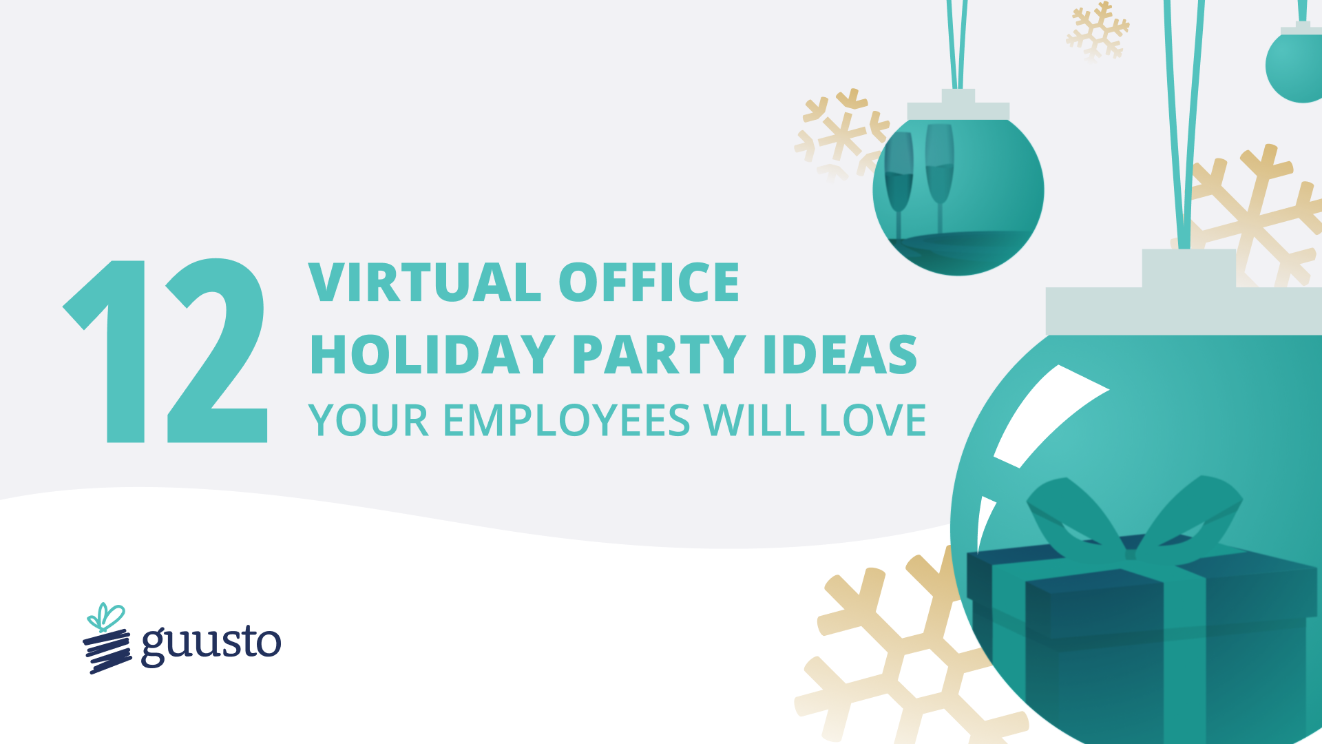 12 Virtual Office Holiday Party Ideas Your Employees Will Love