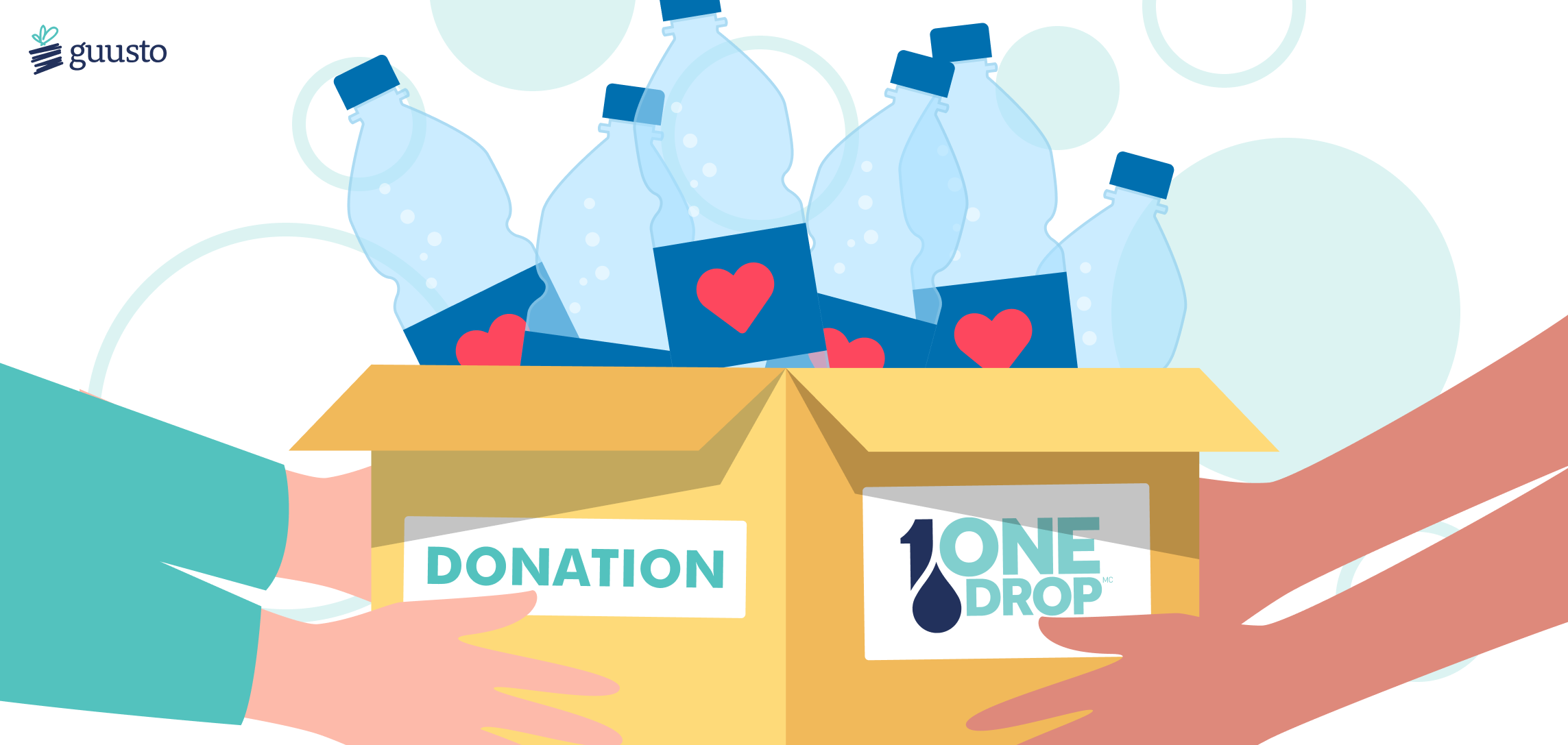 One Drop Donations: Recognition that Makes the World a Better Place